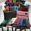Thumbnail: Makeup Junkie Bags Galaxy Glitter Large