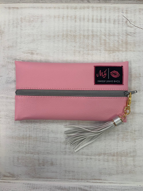 Makeup Junkie Bags Pale Pink Mini