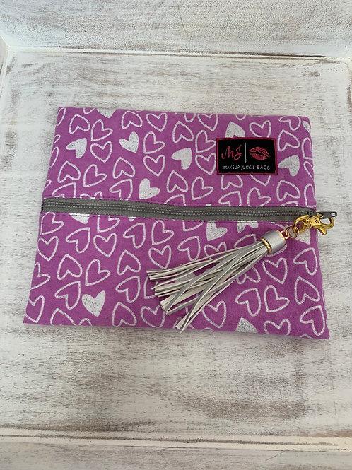 Makeup Junkie Bags Destash Hearts Small