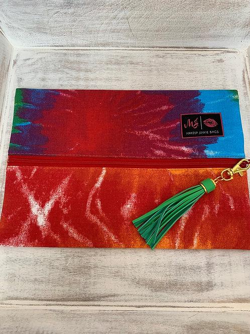 Makeup Junkie Bags Destash Tie Dye Medium