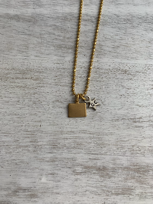 LuckyLou Colorado Necklace