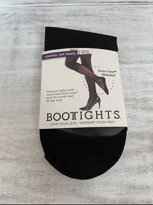 Boot Tights Polka Dots