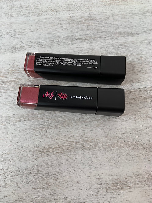 MJ Cosmetics Lip Stay Metallic