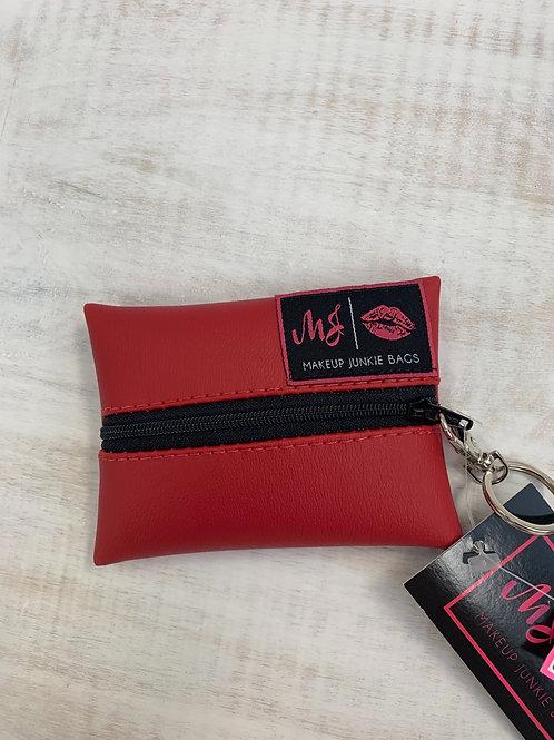 Makeup Junkie Bags Scarlet Micro