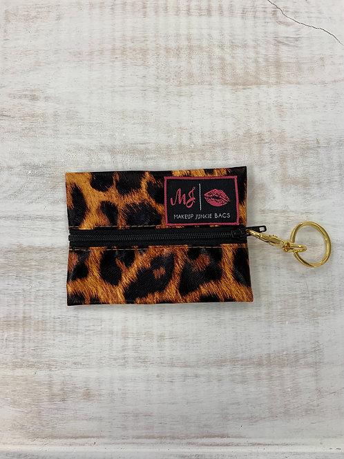 Makeup Junkie Bags Bold Cheetah Micro