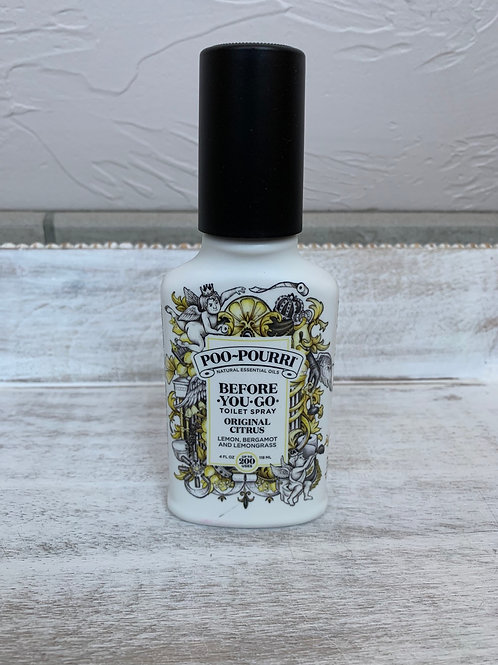 Poopourri Original Citrus 4 Oz