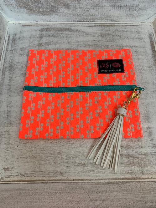 Makeup Junkie Bags Destash Coral Crush Small