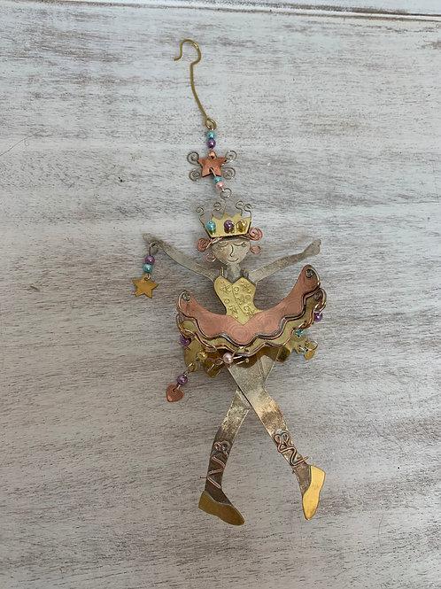 ASW Ballerina Ornament