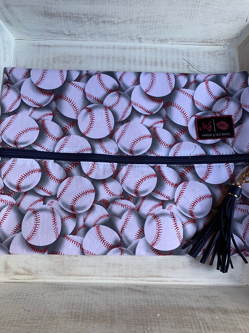 Makeup Junkie Bags Play Ball Large