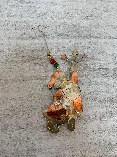 ASW Santa Magic Ornament