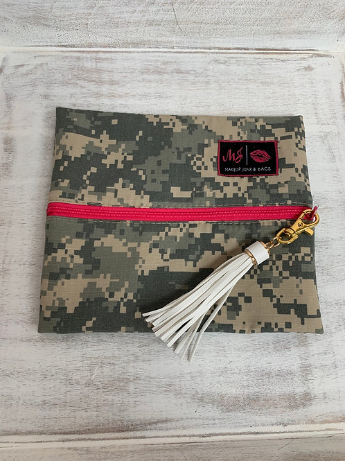 Makeup Junkie Bags Warrior Small