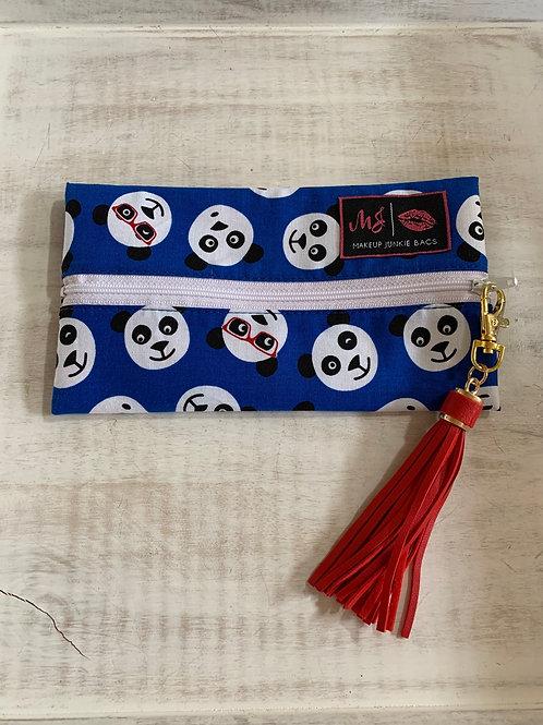 Makeup Junkie Bags Turnkey Panda Mini