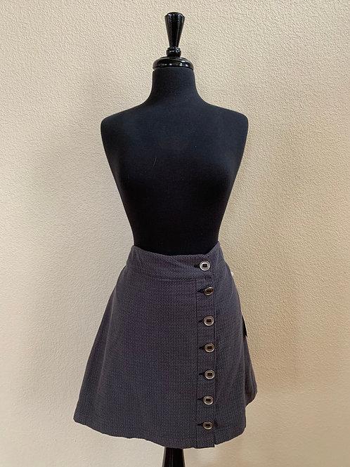 Aventura Laurel Skirt Gray
