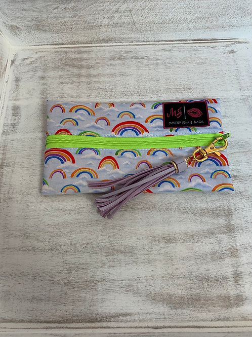 Makeup Junkie Bags Turnkey Rainbows Mini
