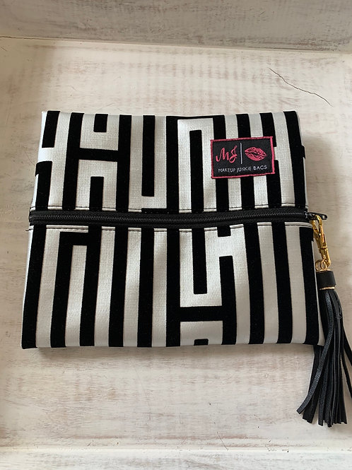 Makeup Junkie Bags Sterling Small