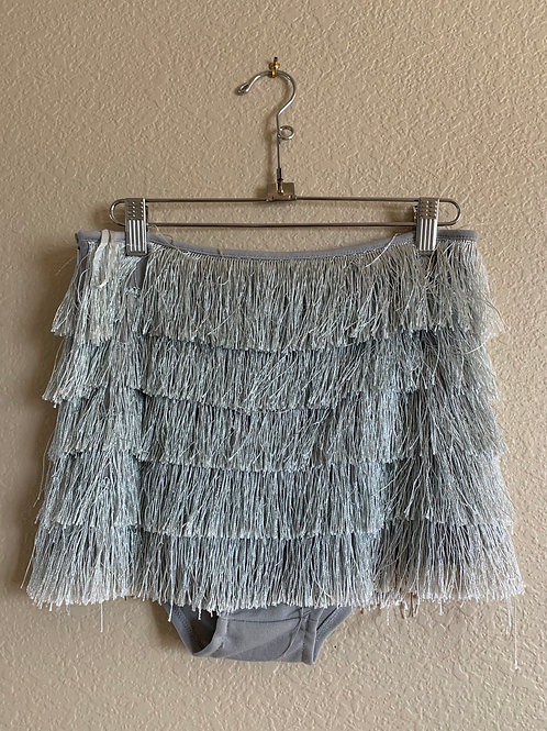 YA Shorts Fringe Skirt Pants