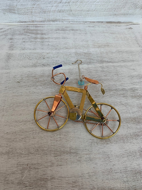 ASW Bicycle Ornament