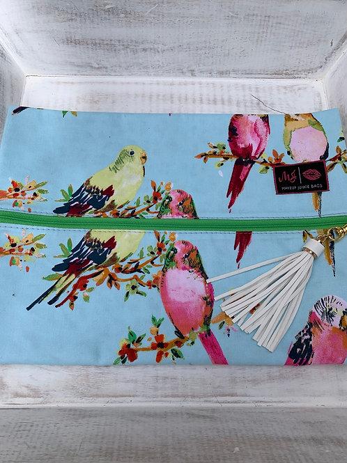 Makeup Junkie Bags Destash Lovebirds Large