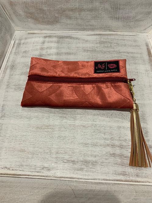 Makeup Junkie Bags Regal Rust Mini