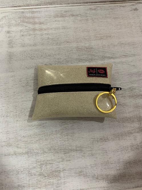 Makeup Junkie Bags Snow Glitter Micro