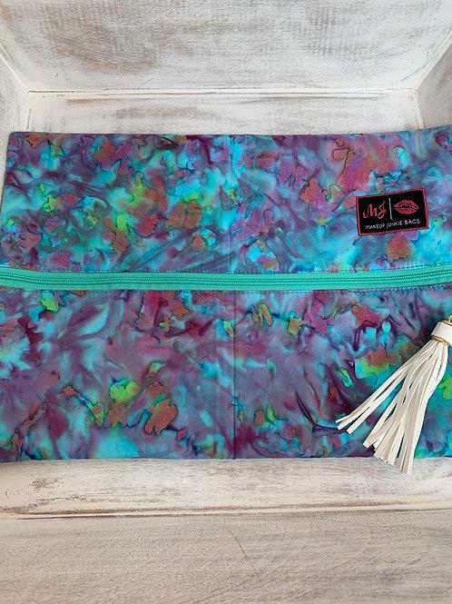 Makeup Junkie Bags Turnkey Sea Glass Large