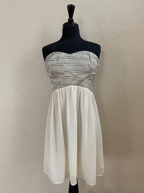 YA Tube Dress Contrast Top