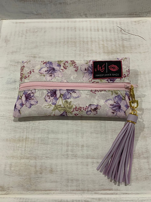 Makeup Junkie Bags Lush Lavender Mini
