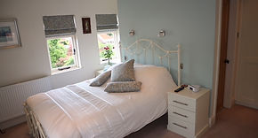 Room at Southwell Station House. Bed & Breakfast, Southwell, Nottinghamshire
