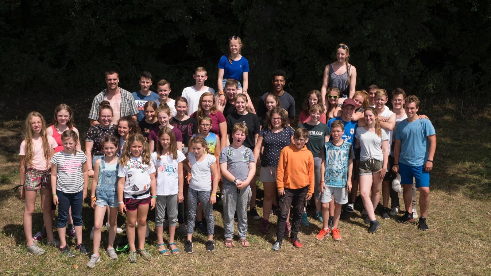 2019 - Zeltlager