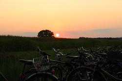 Zeltlager 18 - Sonnenuntergang