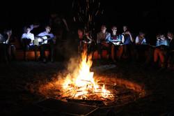 Zeltlager 17 - Singen am Lagerfeuer