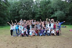 Zeltlager 17 - Gruppenfoto