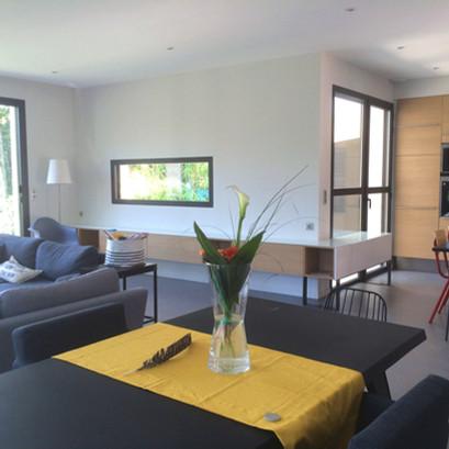Extension villa Castelnau le lez