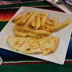 5. Cheese Quesadilla