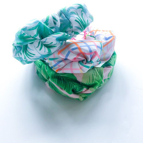 Summer Knot Headbands