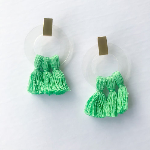 Clifford Tassel Earring
