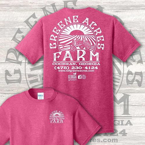 GAF Graphic T-Shirt -PINK