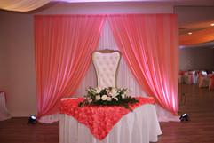 Bridal Shower Backdrop