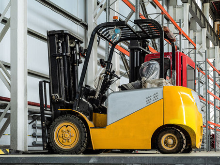 The Ultimate Checklist for Forklift Safety
