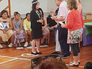 Cannons Creek School Gardener of the Year