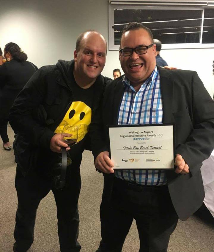 community awards Rising Star