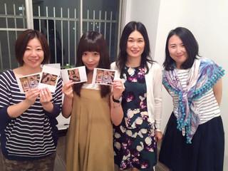 第77回メインゲスト: 神戸アートマルシェ ボランティアスタッフ 生嶋ゆうきさん、長田あゆみさん