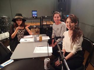 39回メインゲスト:前田りお様 2015年9月28日(月曜夜)24:00-24:30 放送