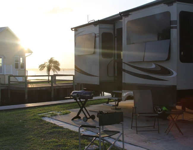 Camping Nettles Island vacation rental