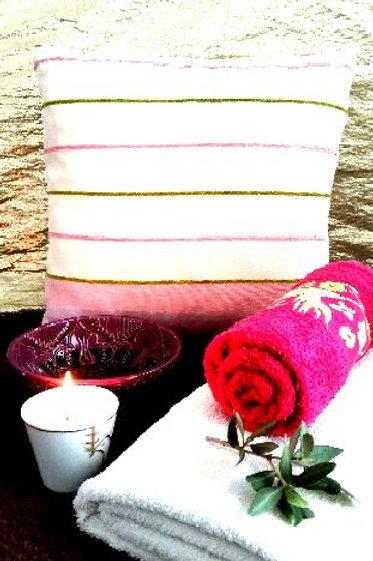 10 séances de massage californien de 1h