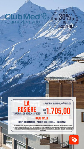 Club Med La Rosiere