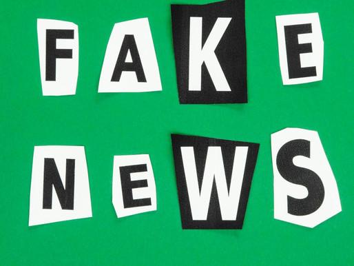 Se é Fake, não é News