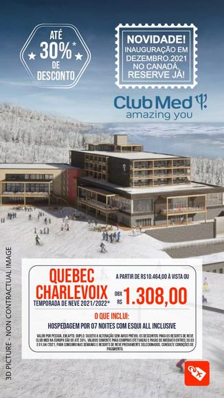 Club Med Quebec Charlevoix