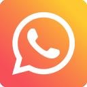 WhatsApp_Gradient_orange_128x128.png