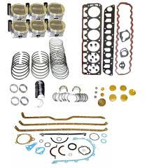Engine Rebuild Kit for 87-90 Jeep 4.0L